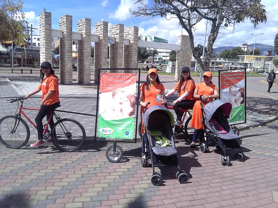 Tiendas Born, una campaña publicitaria innovadora