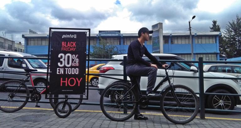 publicidad movil vallas publicitarias quito ecuador bicicletas publicitarias